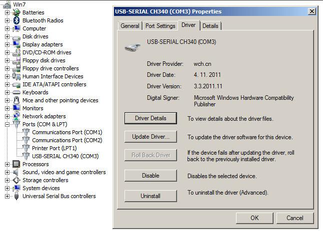 Arduino ch340 driver windows 10